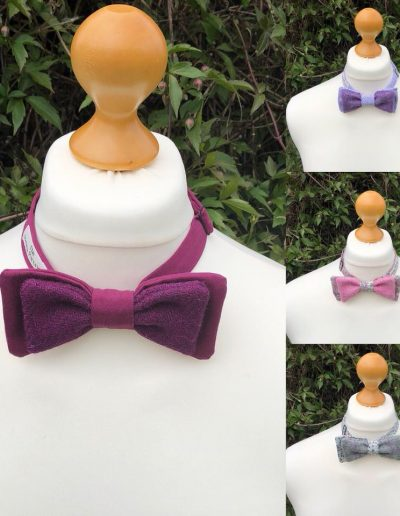 bow ties x 4